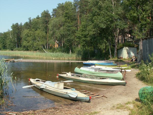 курорты с рыбалкой в россии