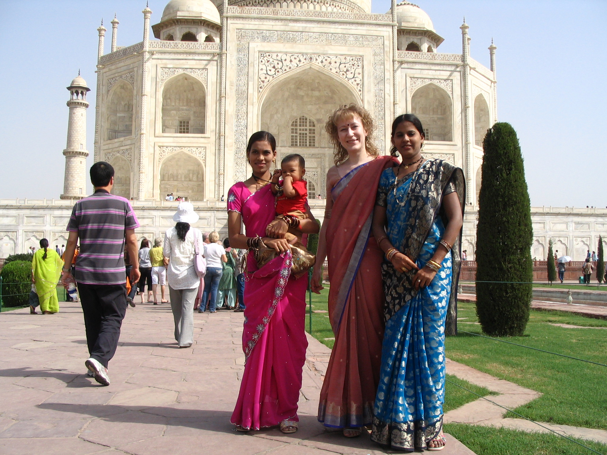 Как одеваются индийские девушки фото