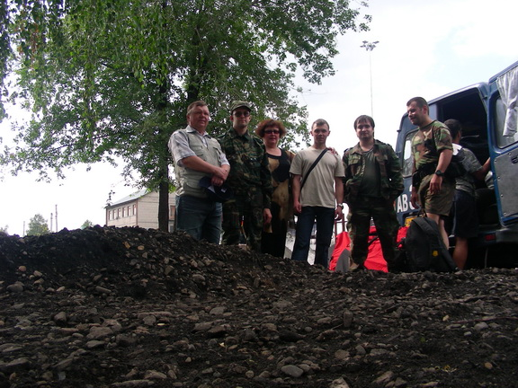 Группа в Бийске