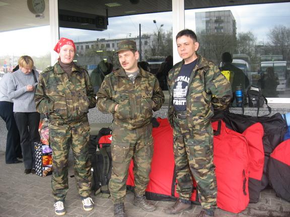 ЛЕСОКРУТ. На Щёлковском вокзале