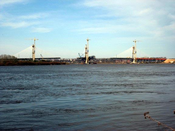 ЛЕСОКРУТ. Мост в Муроме
