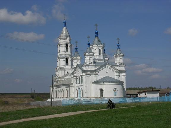 ЛЕСОКРУТ. Храм в Кремниках