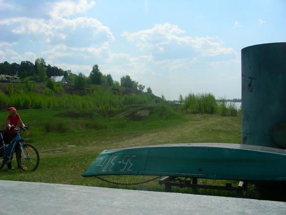 ЛЕСОКРУТ. Лодки в Шиморском