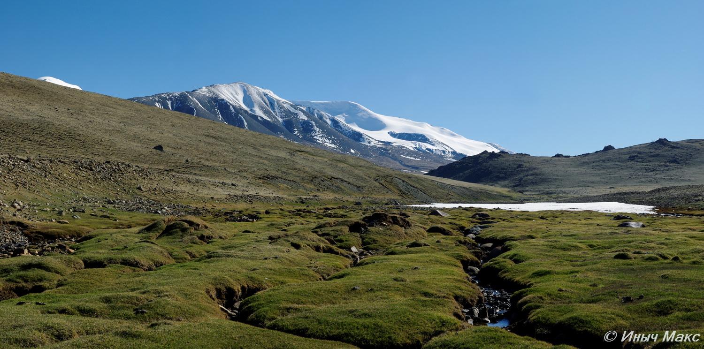Второе монгольское путешествие. Цамбагарав