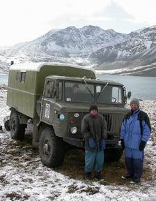 Путешествие на Южный Алтай: пешком и на колёсах