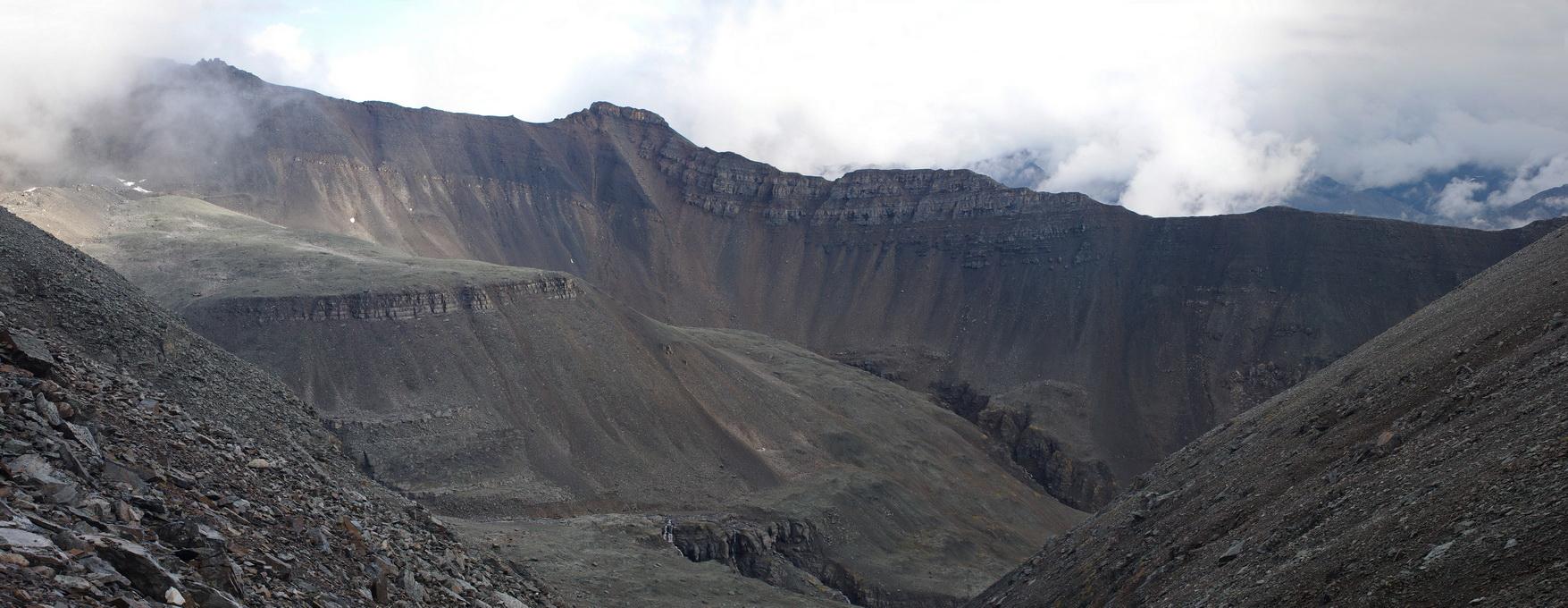 Техотчет Якутия, хребет Сунтар-Хаята, Перевал 50-летия Индигирской экспедиции, 2а, 2515 м. Технический паспорт