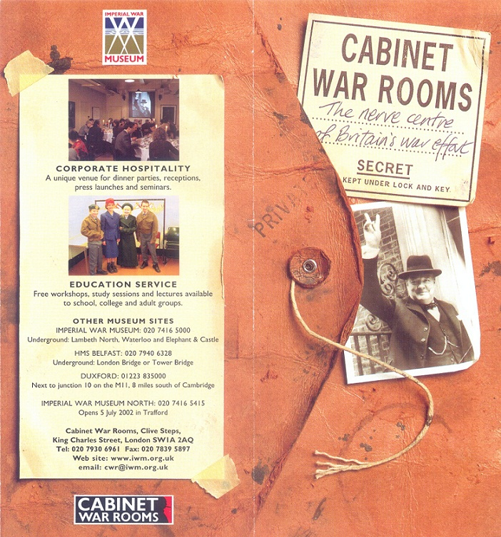 Cabinet War Rooms [Unknown]