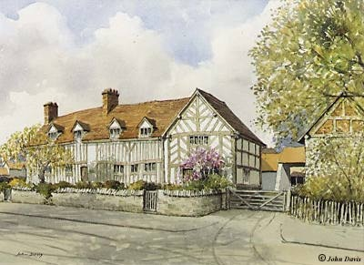 Mary Arden's House [Unknown]