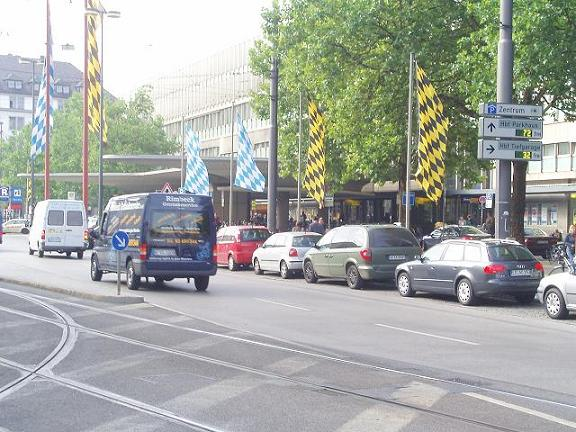 Фото флаг баварии