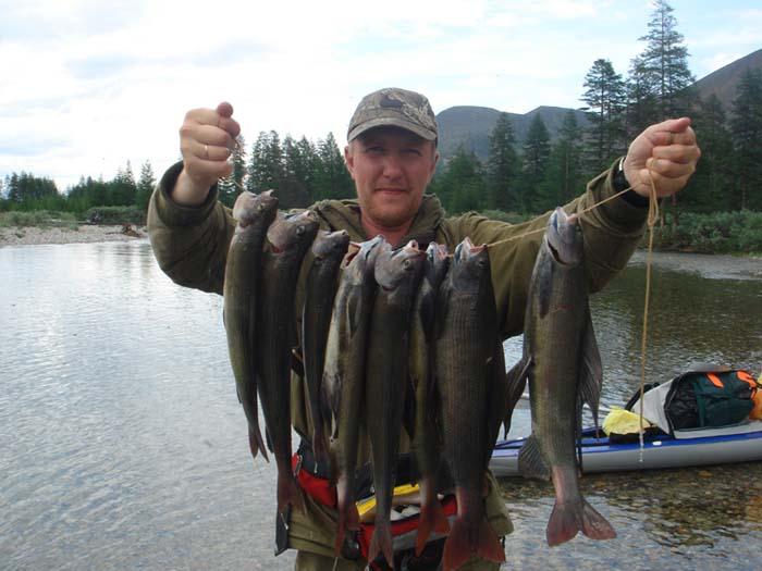 верховая рыбалка иркутск