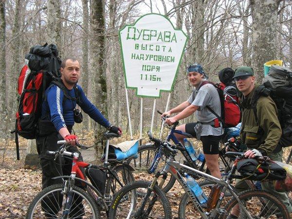 Вело-отчет о путешествии по Крыму